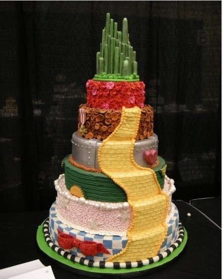 Unbelievable Cake Art - I'm Just Sayin