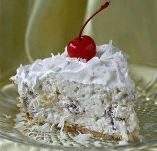 recipe Millionaire pie