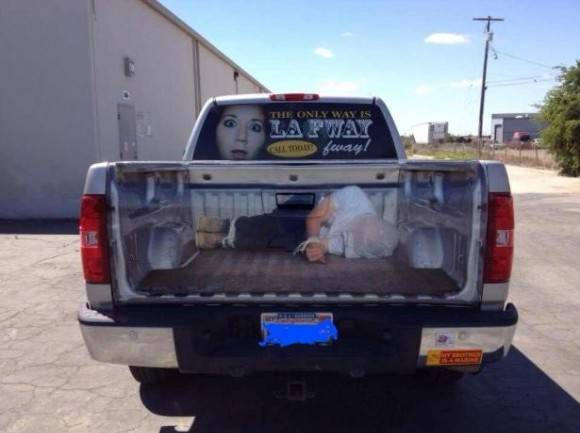 best tailgate wrap ever