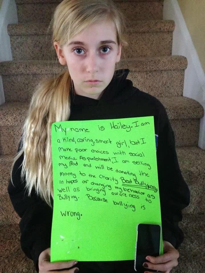 bullying link