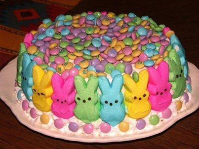 amarch easter cake