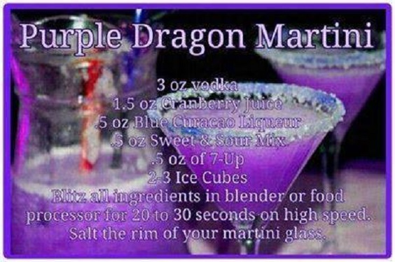 amarch31 purple martini