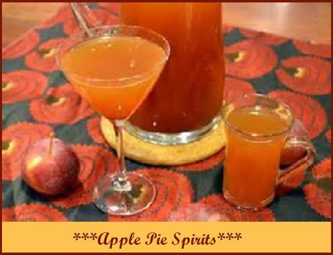 apple spirits
