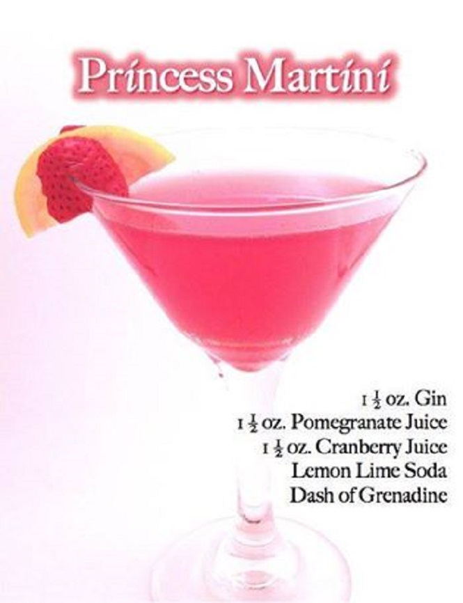 princess martini