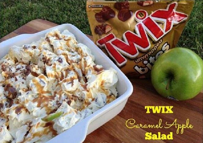 twix salad