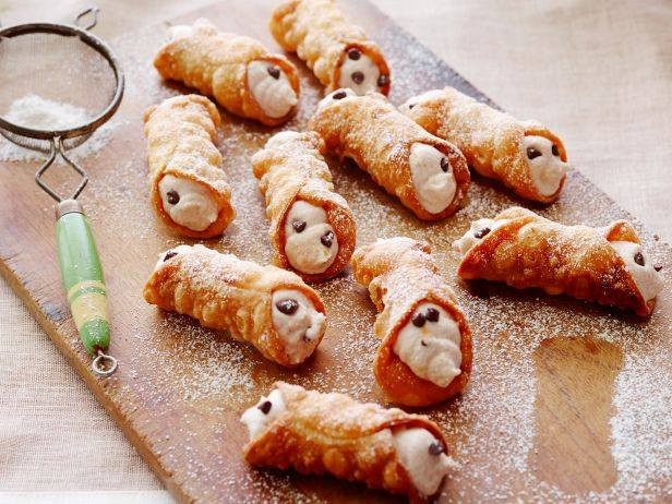 recipes canolli
