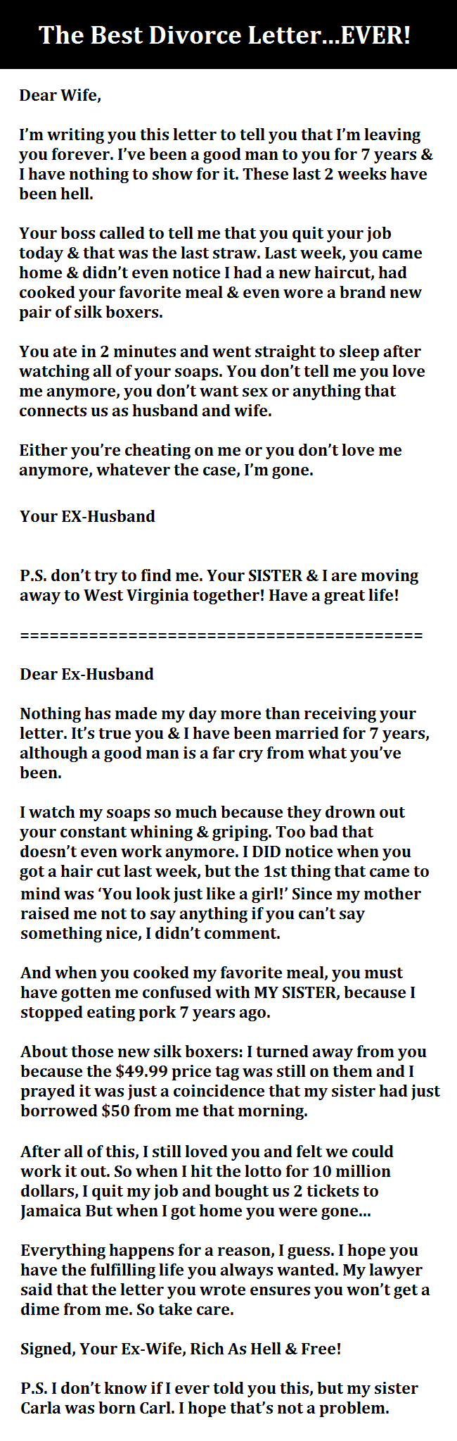 gg dest  divorse letter