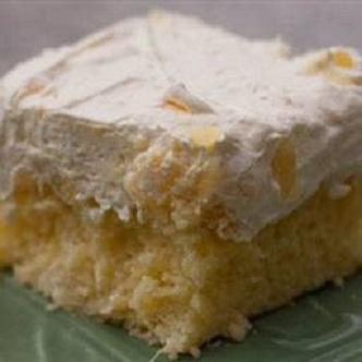 recipes PINEAPPLE DREAM CAKE