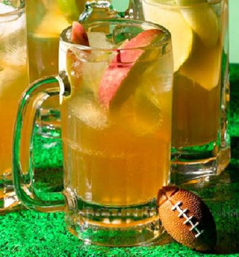 recipe football punch