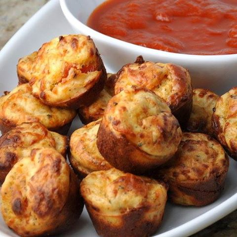 recipes pep pizza puffs