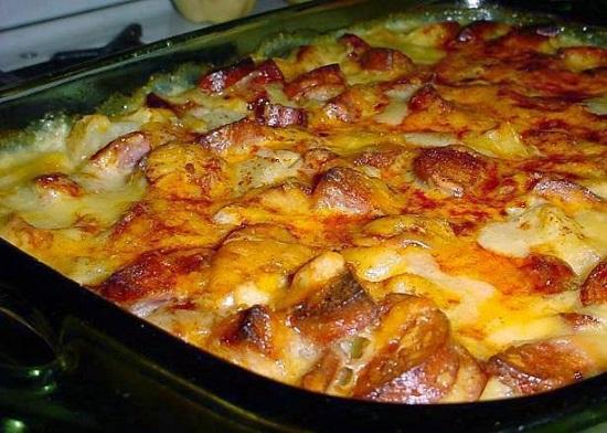ch sausage