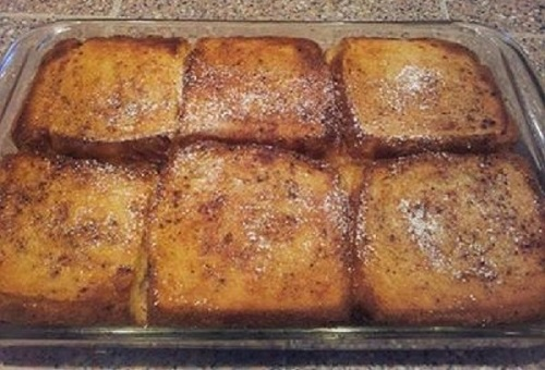 Cinnamon Baked French Toast - I'm Just Sayin