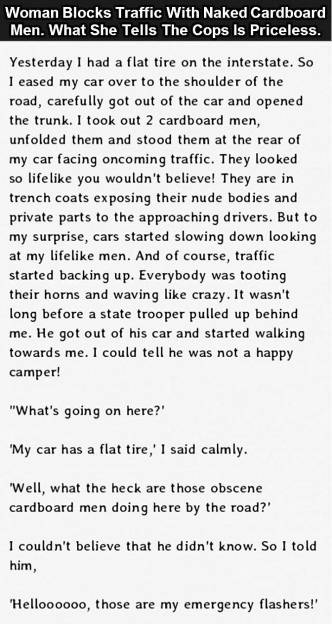 traffic post