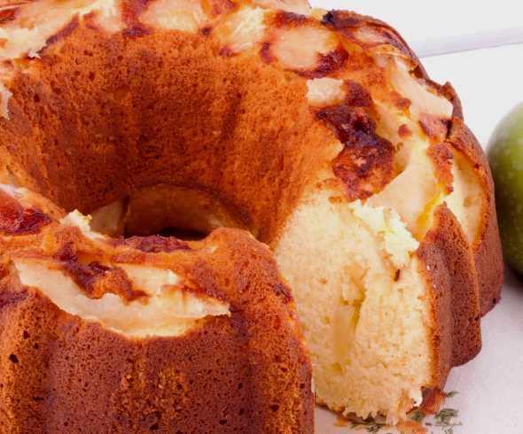 apple-cake
