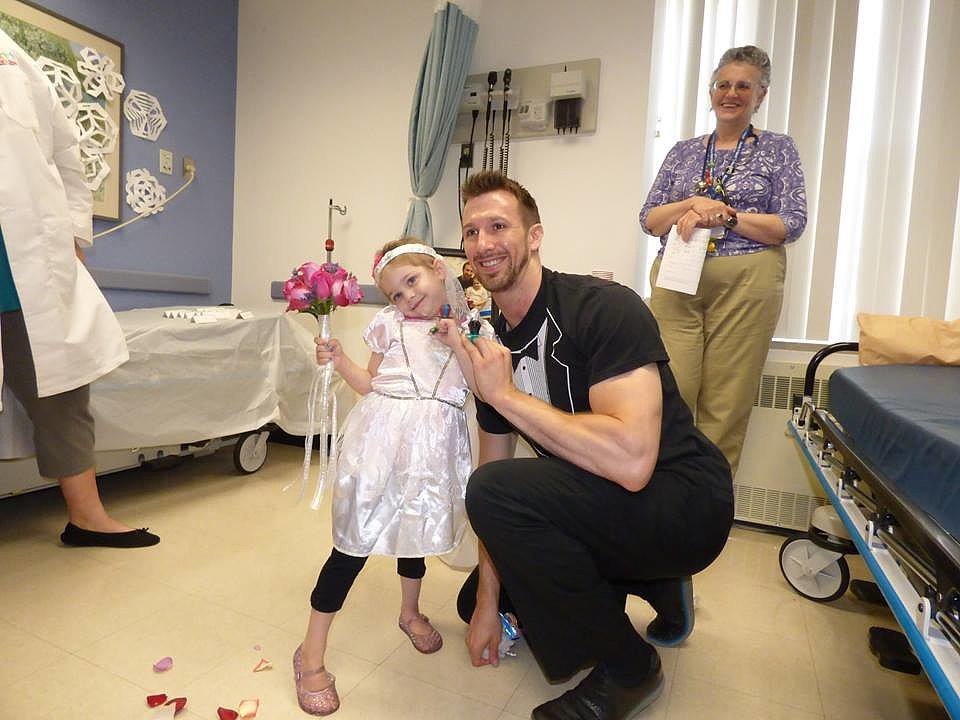 4-Year-Old-Cancer-Patient-Marries-Her-Nurse
