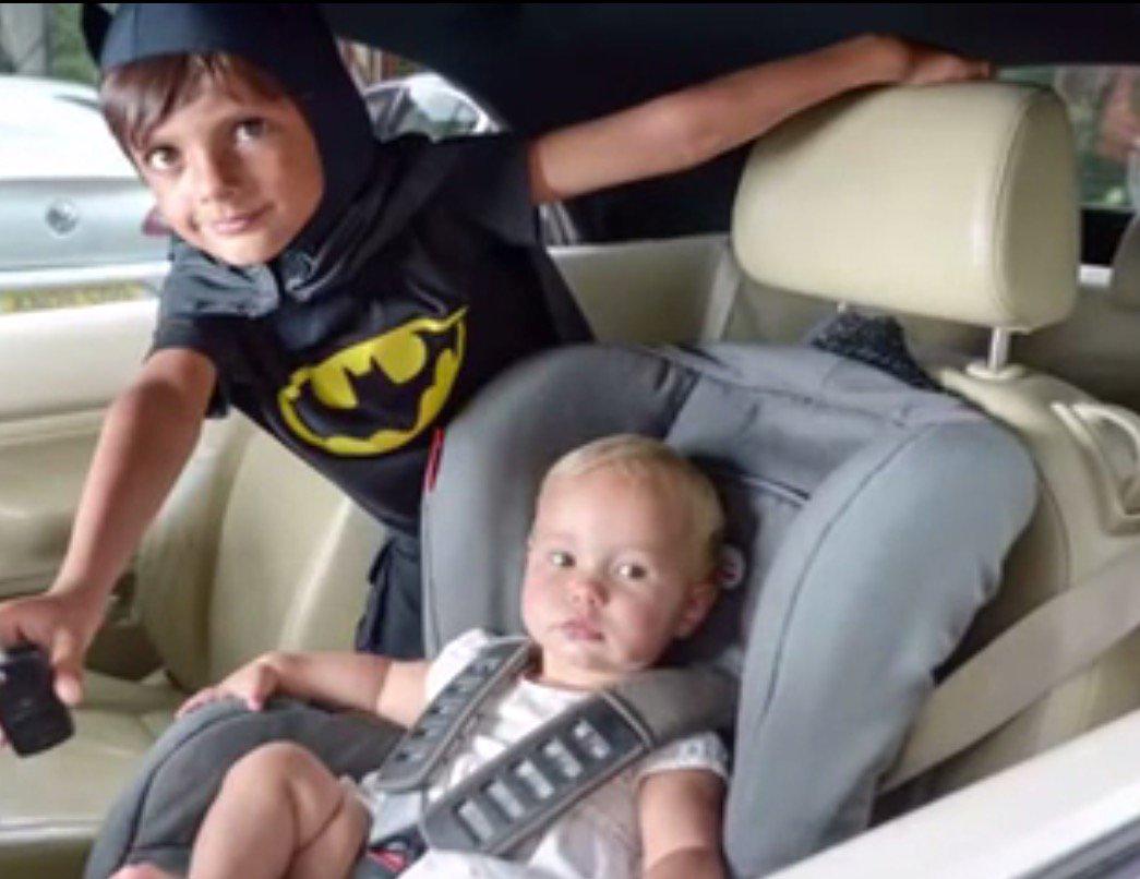 Дети спасают детей фото